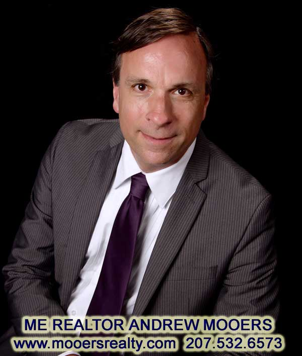 Andy Mooers, Mooers Realty Houlton Maine