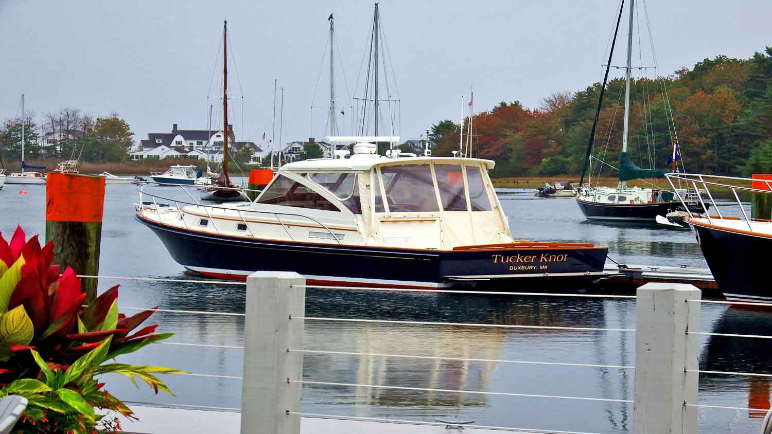 maine ocean boats