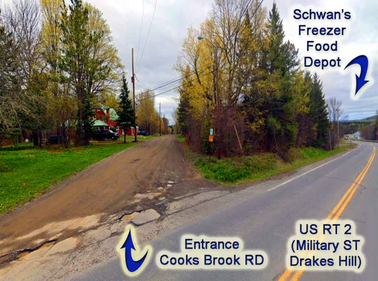 102 cooks brook road houlton maine